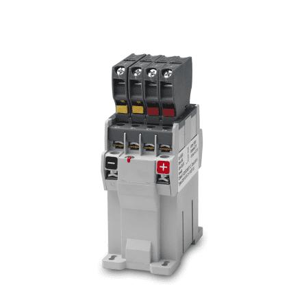 4-полюсной контактор переменного и постоянного тока CS115/10
