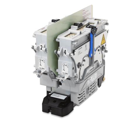 Двухполюсные силовые контакторы постоянного тока для альтернативной энергетики и систем бесперебойного питания.