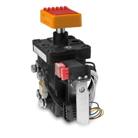 Комбинированные коммутационные аппараты для напряжений аккумуляторных батарей
