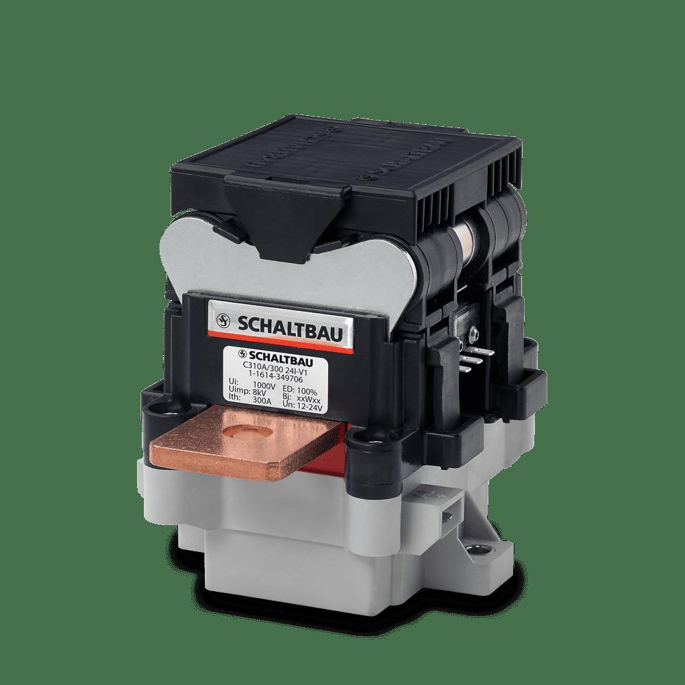 Контакторы С310 - Двунаправленные контакторы постоянного и переменного тока до 1500 В - С310